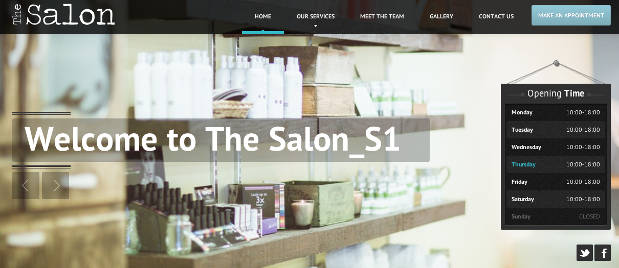 The Salon S1